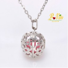 """Necklace diffuser of perfume or essential oil """"ball"""""""