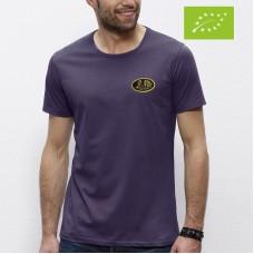 Men's Organic T-Shirt, unisex, Short Sleeve