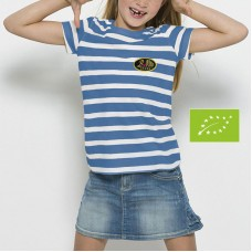 Organic Sailor T-Shirt, Short Sleeve for a child, unisex