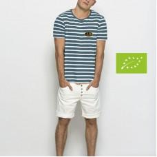 Men's Organic Sailor T-Shirt, unisex, Short Sleeve