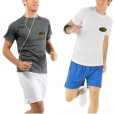 Men's, unisex, Short Sleeve Breathable T-Shirt