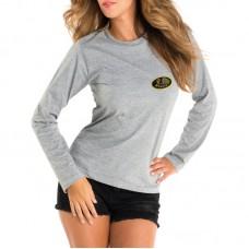 Female Long Sleeve Breathable T-Shirt