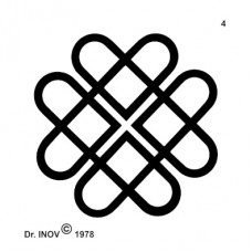 Direct Printed Customization -  Designs 6 Eternal Love Knot