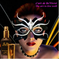 Perfume Bovito № 25 for her, woody, glamour and  fruity