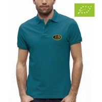 Men's Organic Polo, Short Sleeve