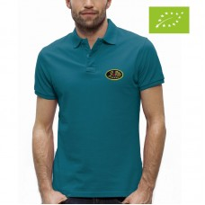 Men's Organic Polo, Short Sleeve