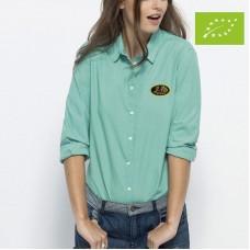 Organic Shirt, Long Sleeve for woman