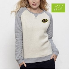 High Quality Dense Organic Sweater, Long Sleeve for woman