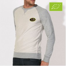 High Quality Dense Organic Sweater, Long Sleeve for man
